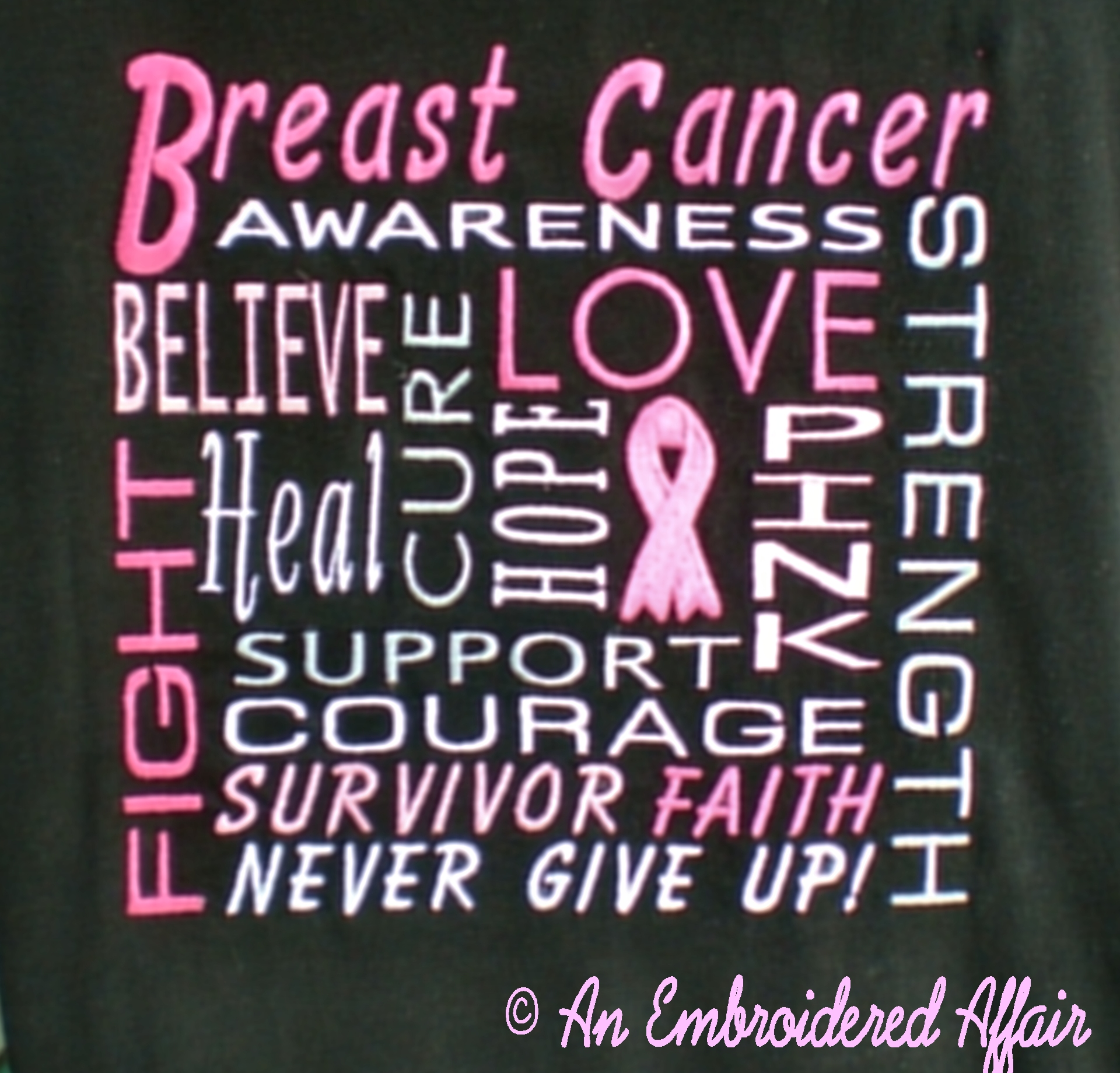 Breast Cancer 8 x 8
