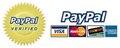 LED Lighting Wholesale INC accepts Paypal, Visa, Mastercard, Discovery & American Express.