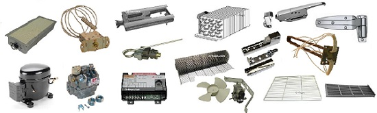 Restaurant and Refrigeration parts supply
