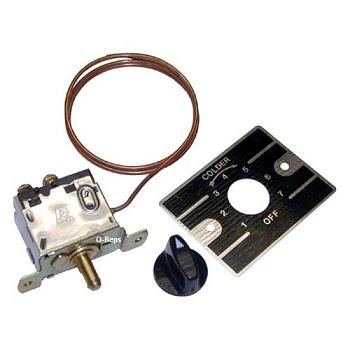 Master Bilt 19 13765 Thermostat Freezer 1913765 Temp