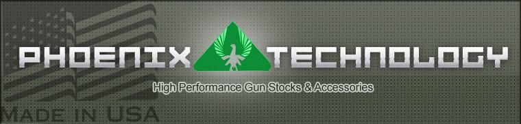 Phoenix Technology - Hugh Performance Gun Stock & Accessories