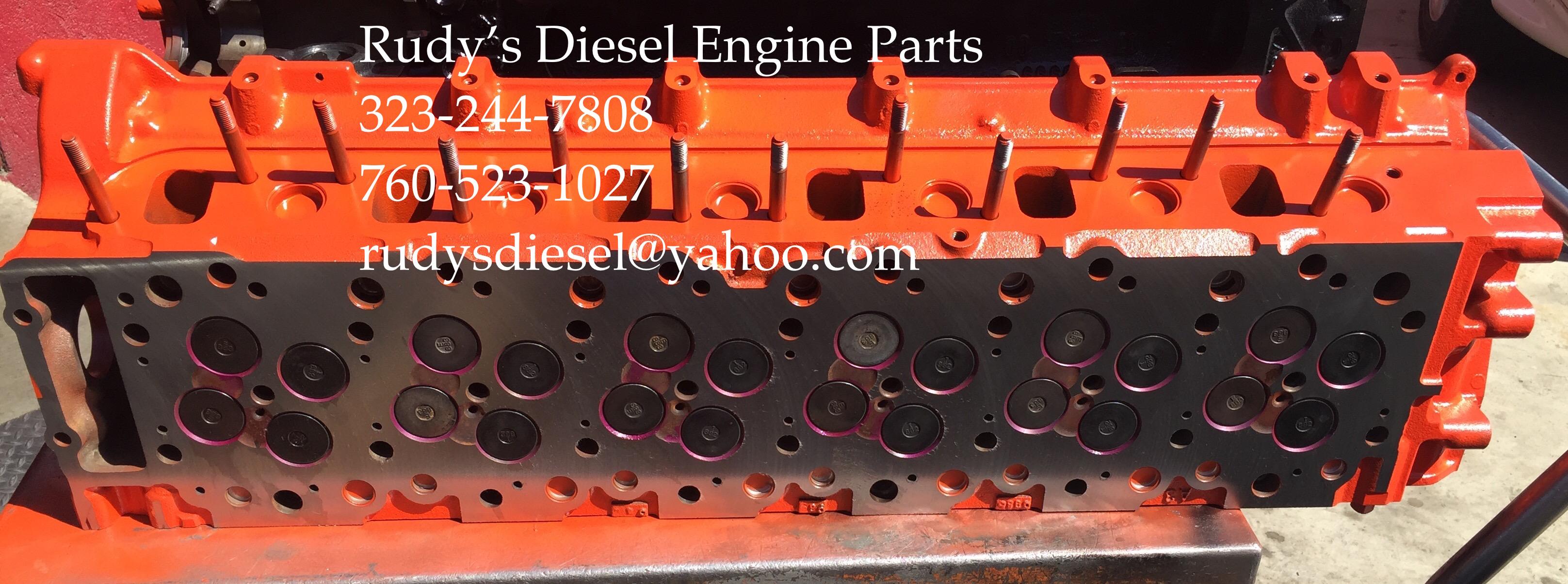 Isuzu 6HK1 6HK1X 7 8 diesel complete remanufactured cylinder