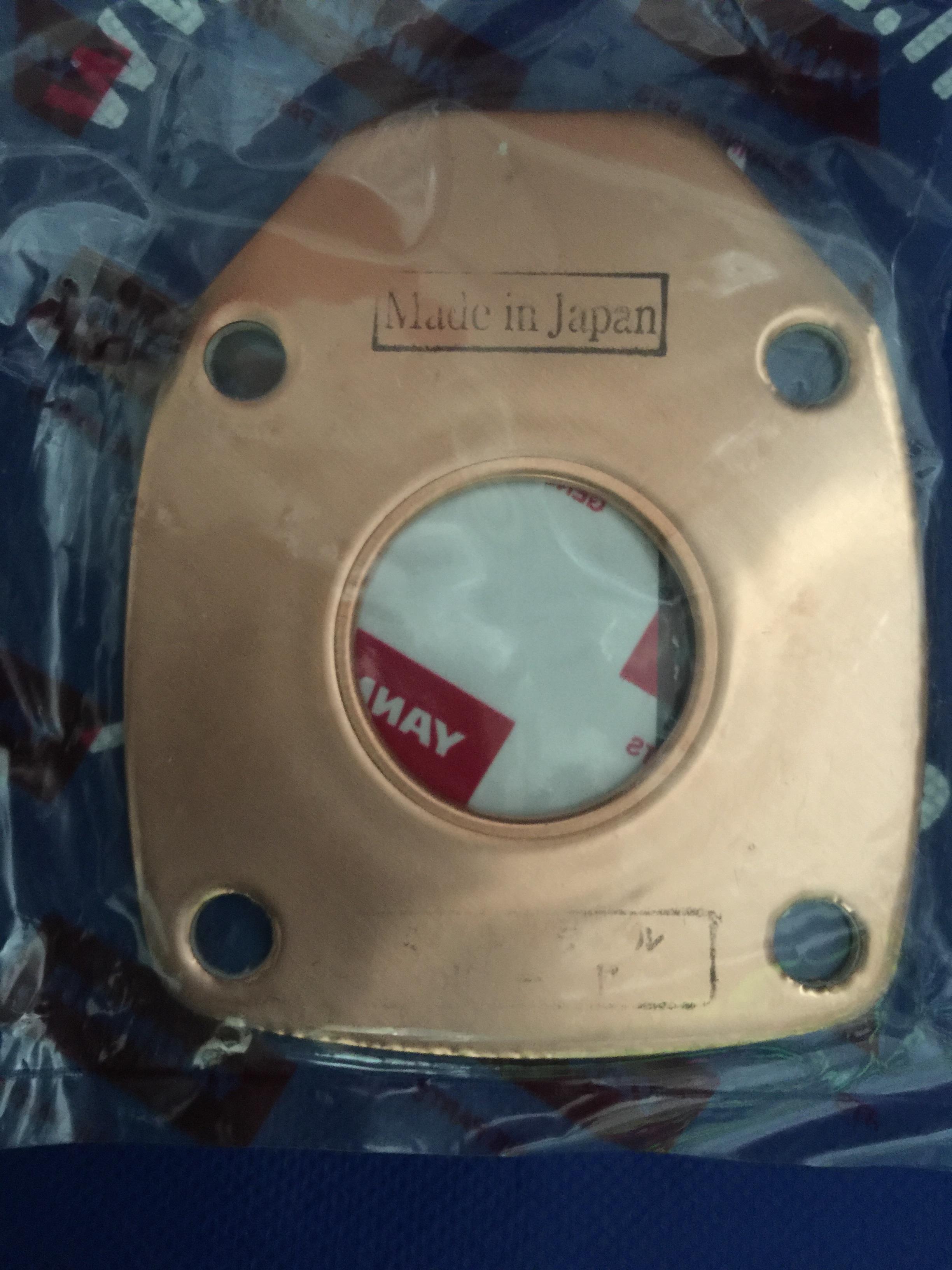 Exhaust Bend Gasket #124770-13171 - J-Way Enterprises