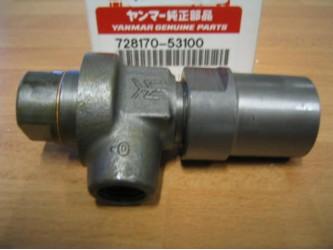 Fuel Injection Valve #728170-53100 - J-Way Enterprises