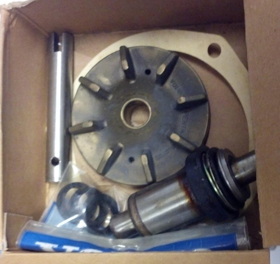 Repair Kit on Volvo Boat Diesel Engine Manuals