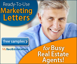 real estate prospecting letters and marketing ideas realtor