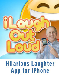 Laughter App for iPhone
