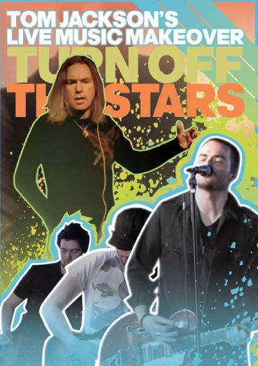 Turn Off the Stars - Live Music Makeover DVD Download