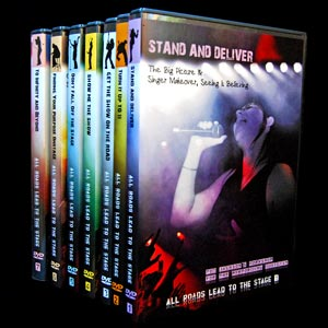 All Roads Lead to the Stage - 7 DVD Set