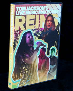 The Reins - Live Music Makeover DVD Download