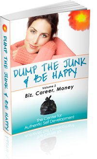 Dump the Junk and be Happy book cover