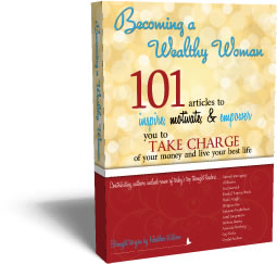 Becoming a Wealthy Woman cover