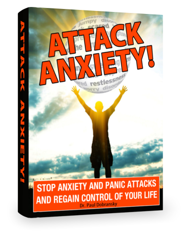 Attack Anxiety! - e-book