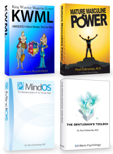 Essentials Bundle - mindOS, KWML, Gentleman's Toolbox, Mature Masculine Power