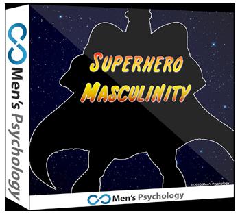 Superhero Masculinity