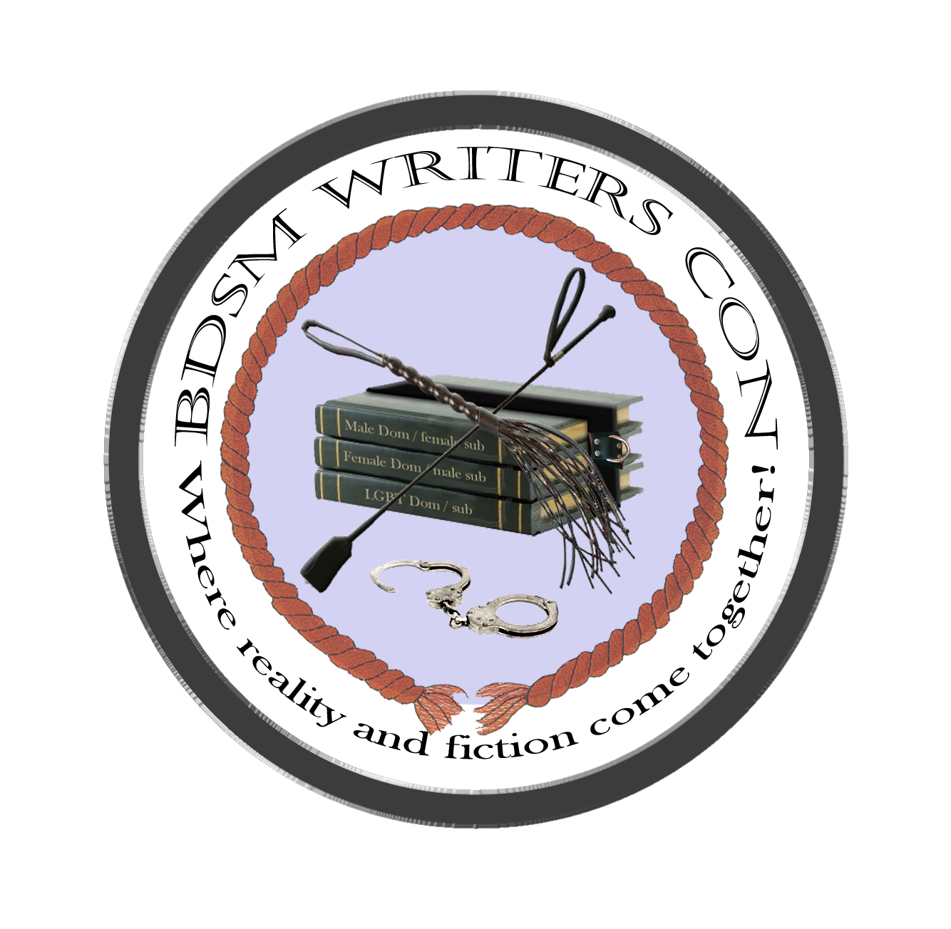 BDSM WRITERS CON Logo