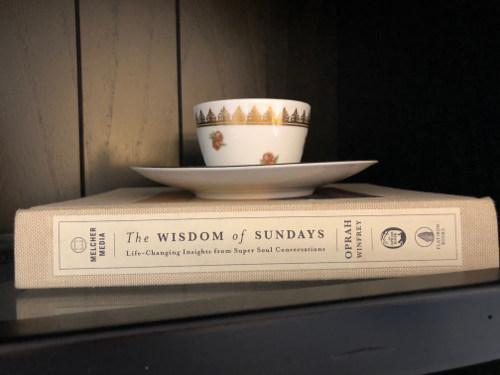 Health - wisdom on a shelf