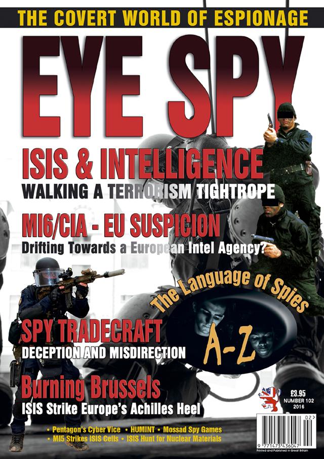 Eye Spy Issue 102
