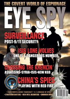 Eye Spy Issue 105