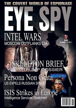 Eye Spy Issue 107