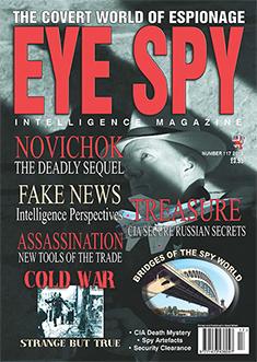 Eye Spy Issue 116