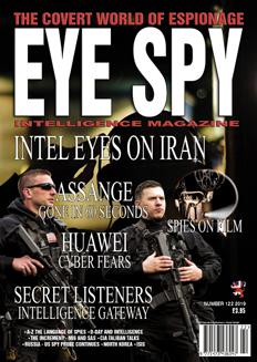 Eye Spy Issue 122