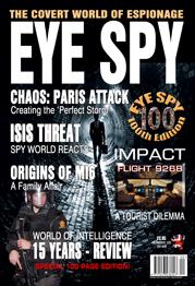 Eye Spy Issue 100