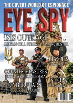 Eye Spy Issue 109