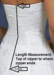 Laceeis Corset Length