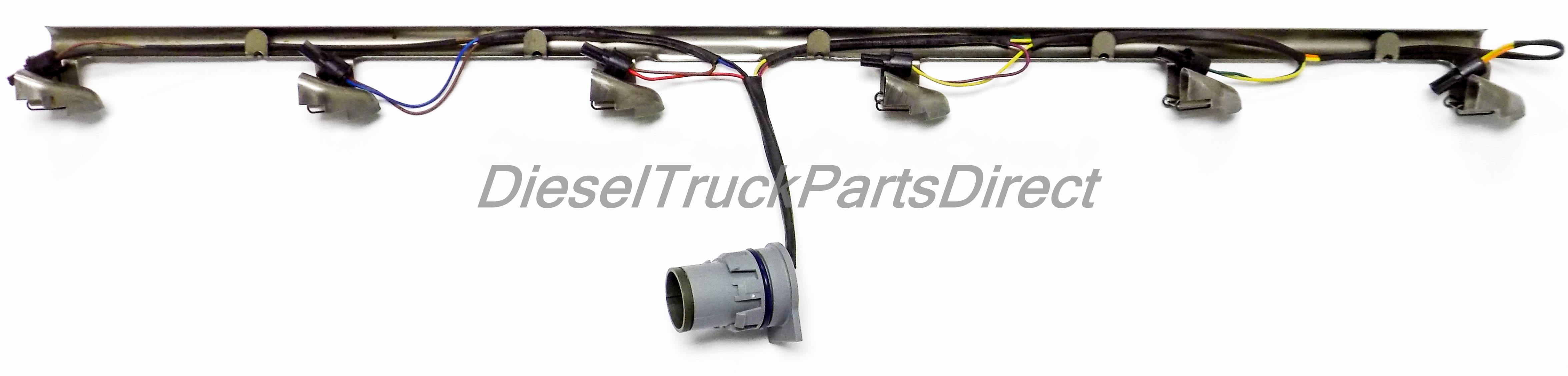 DSCN1548 2 oem navistar international dt466 dt530 dt466e injector