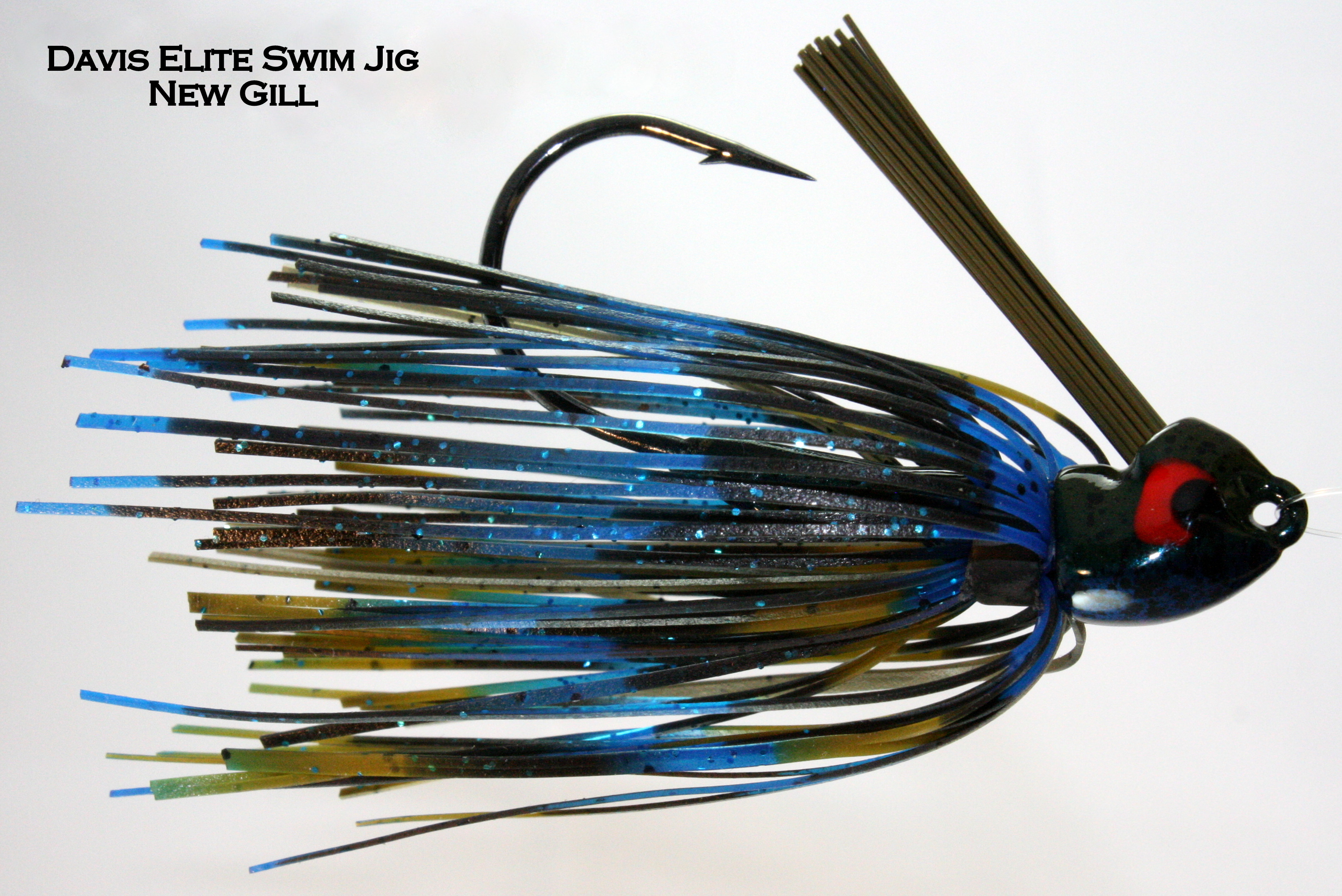 Davis ELITE Swim Jigs