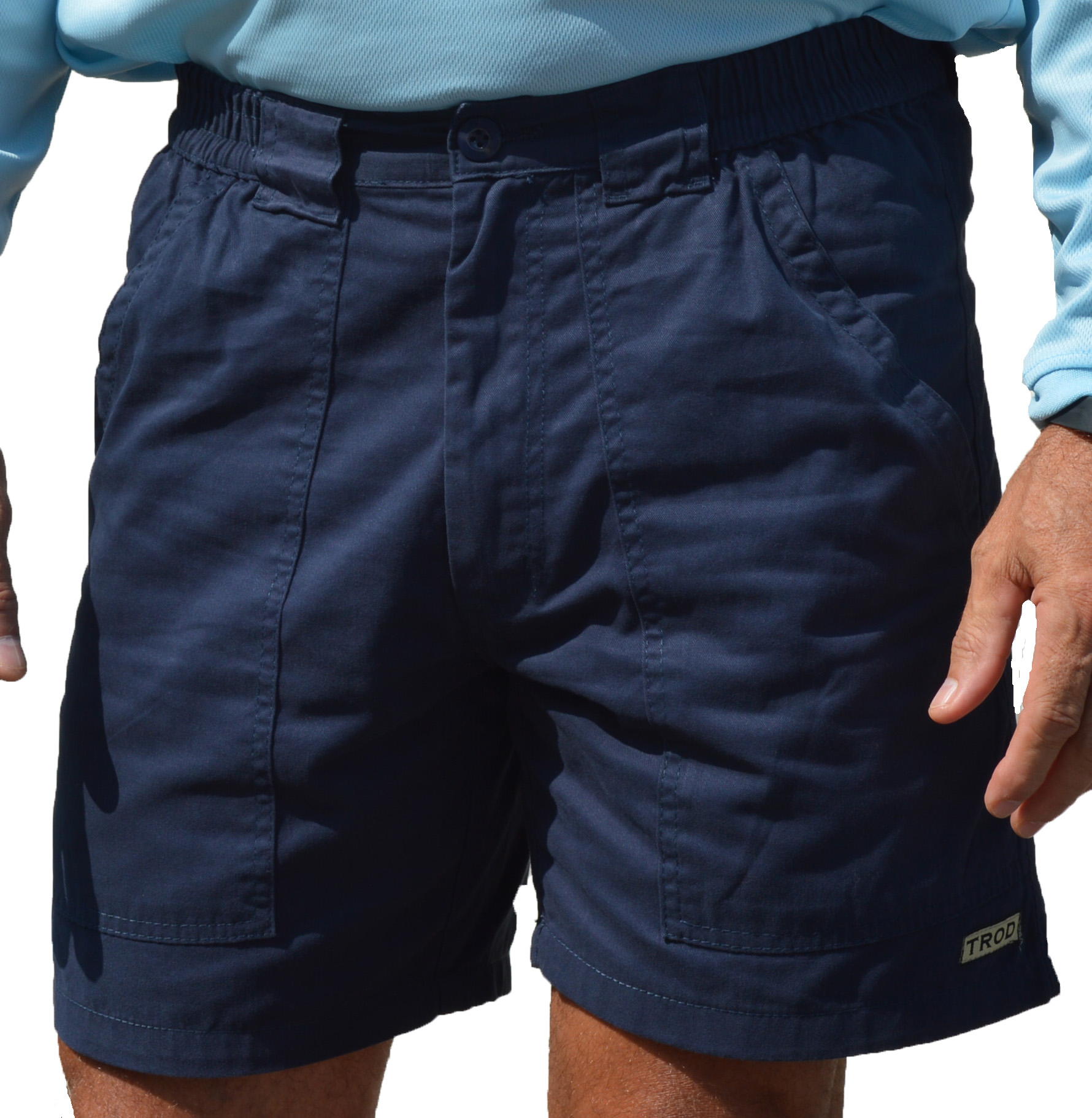 TROD Men's Deep Pocket Short with 6 inch Inseam - Private ...