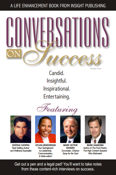 BOOK: Conversations on Success (Compilation)