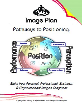Pathways to Positioning: Image Plan (Business_Entrepreneur)