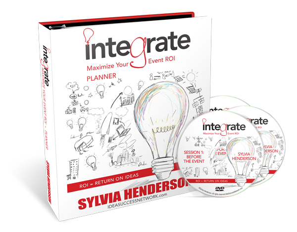 INTEGRATE: Maximize Your Event ROI (Return on Ideas)