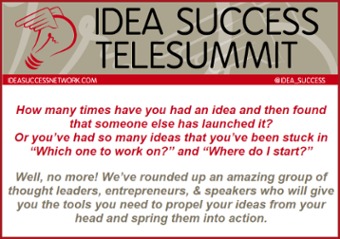 Idea Success Telesummit - Recordings