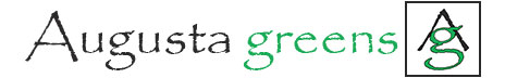 Residential and Commercial Lawn Care | Landscaping in Coon Rapids| Augusta Greens, Logo
