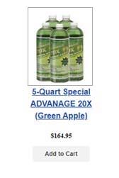 5-Quart Special - Green Apple