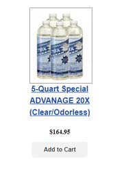 5-Quart Special - Clear