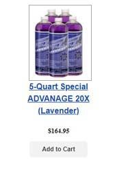 5-Quart Special - Lavender