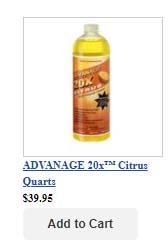 Quarts Citrus