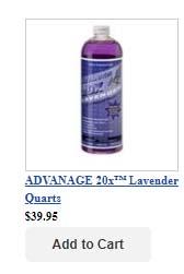 Quarts - Lavender