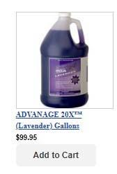 Gallons - Lavender