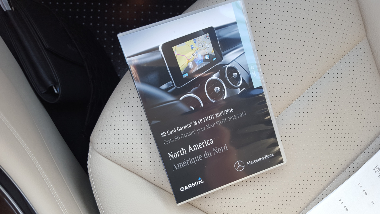 OEM Mercedes Benz 2015 and up GLC Navigation Retrofit with Installation