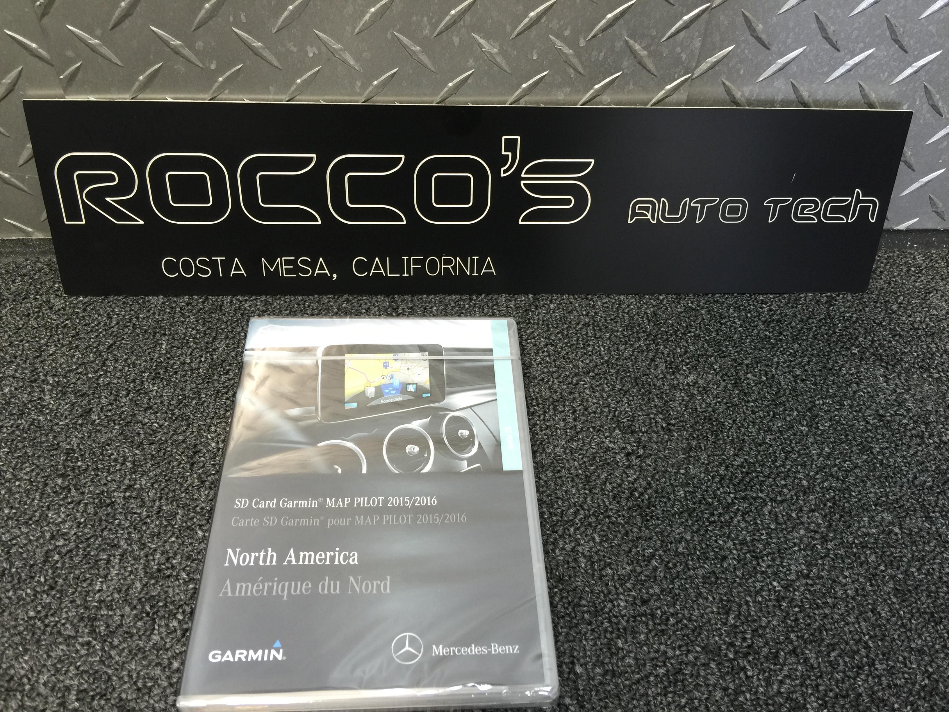 Mercedes Benz SD Card Garmin Map Update A2139060703