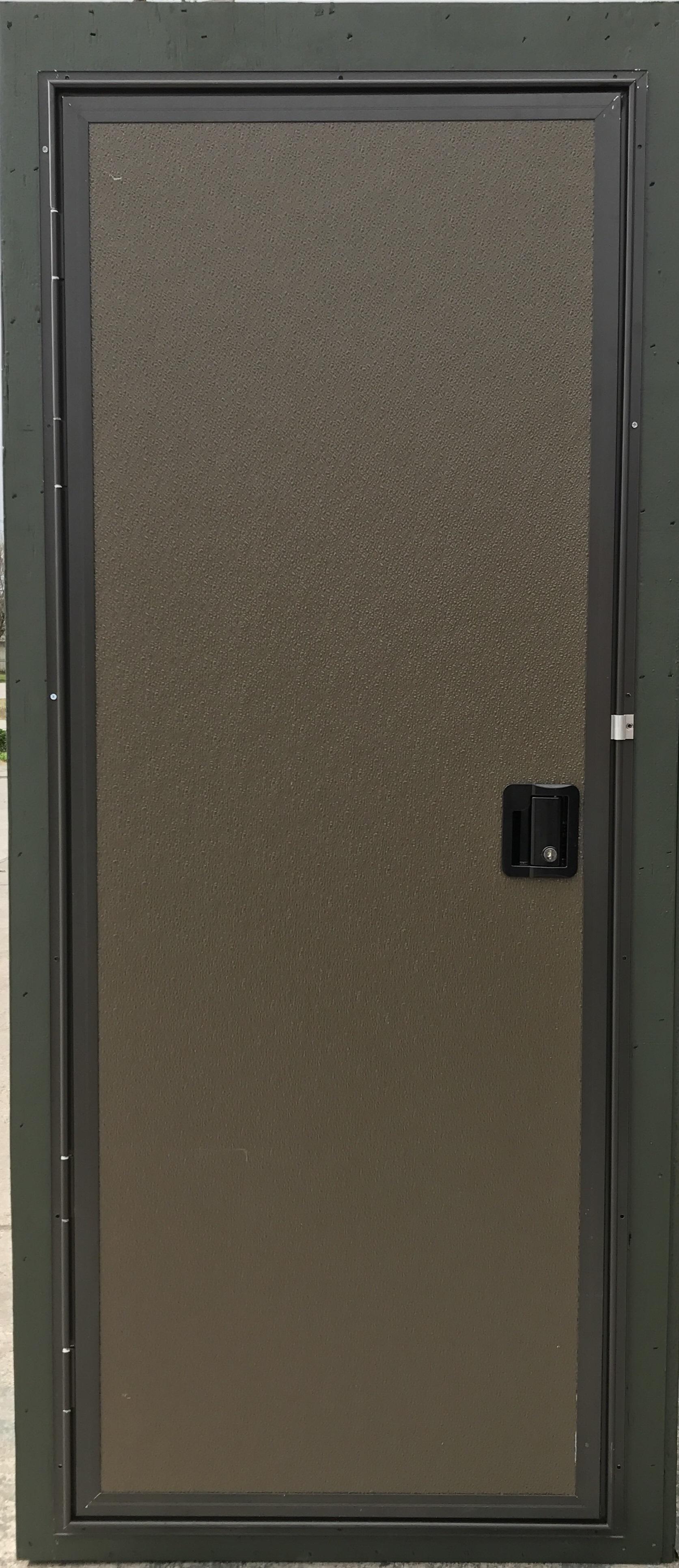 24½ X 60¼ Deer Blind Door - The Original Deer Blind Window Co