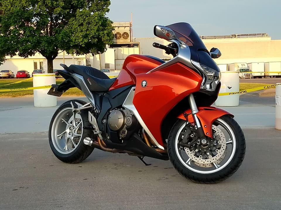 Honda VFR 1200F (2010-2017) - Coffmans Exhaust Systems
