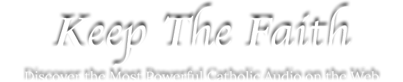 Keep The Faith, Logo