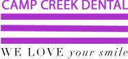 Camp Creek Dental, logo