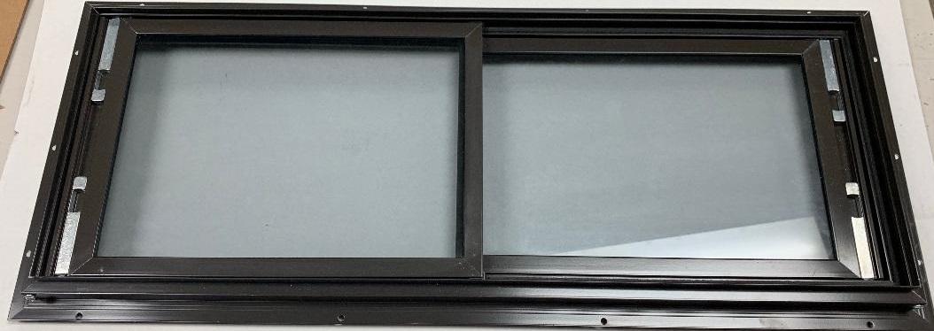 Horizontal Slide Deer Blind Windows 48 Quot X11 1 2 Quot Grey